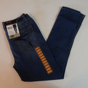 Seven7 Size 12 High Rise Skin-Fit Skinny Jeans NWT